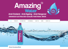 amazingwater.in