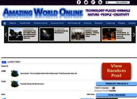 amazingworldonline.com