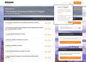 amazon-cs.employeereferrals.com