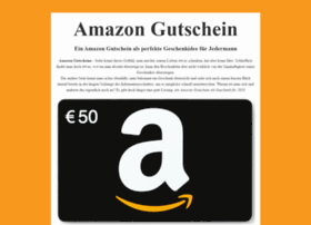 amazon-gutschein.bplaced.net