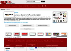 amazon-gutscheine.amexio.de
