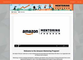 amazon-mentoring.chronus.com