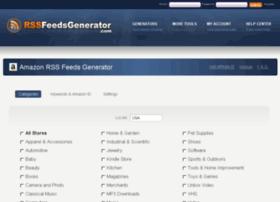 amazon.rssfeedsgenerator.com