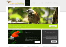amazonbirding.com