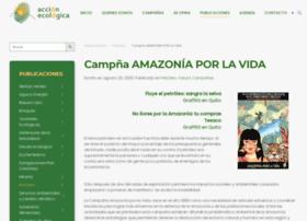 amazoniaporlavida.org
