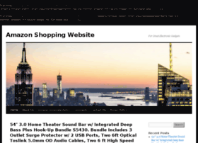 amazonshoppingwebsite.com