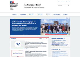 ambafrance-bj.org