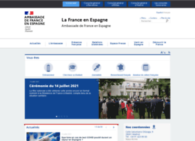 ambafrance-es.org