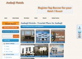 ambajihotels.com