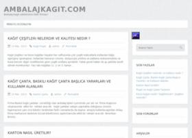 ambalajkagit.com