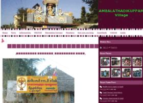 ambalathadikuppam.webs.com
