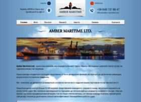 amber-maritime.com