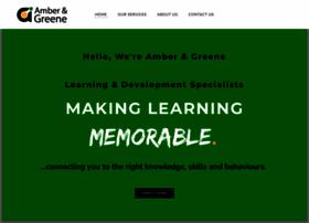 amberandgreene.com