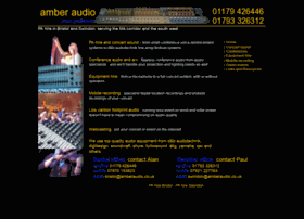 amberaudio.co.uk