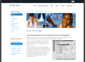 amberclinicmanager.com