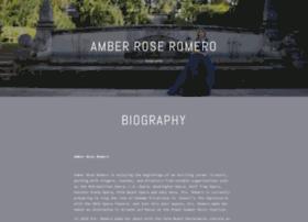 amberroseromero.com