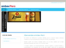 ambev.com.pe