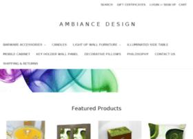 ambiancedesignonline.com