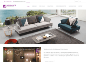 ambiancefurnitures.com