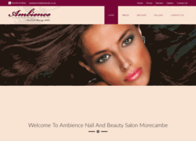 ambiencenailandbeautysalon.co.uk