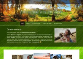 ambientalistasemrede.org