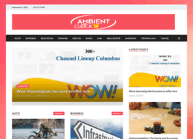ambientclock.com
