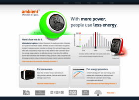 ambientdevices.com