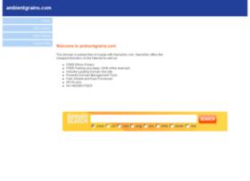 ambientgrains.com