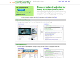 ambiently.com