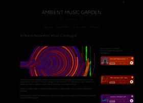 ambientmusicgarden.com
