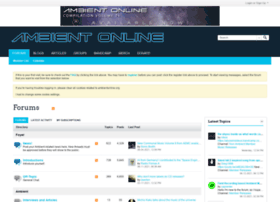 ambientonline.org
