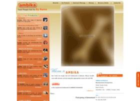 ambikaoverseas.com
