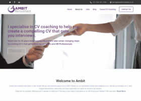 ambitrecruitment.co.za