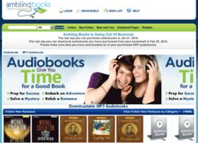 amblingbooks.com