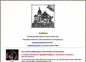 ambon.or.cz