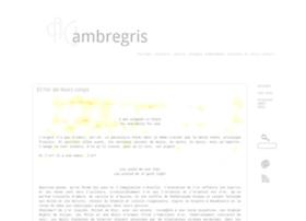ambregris.blogspot.com