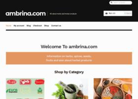 ambrina.com