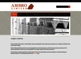 ambrometal.co.uk