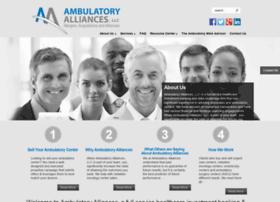 ambulatoryalliances.com