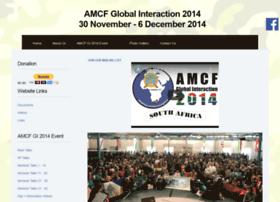 amcf2014.org