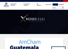 amchamguate.com