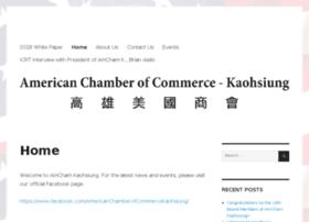 amchamkaohsiung.org