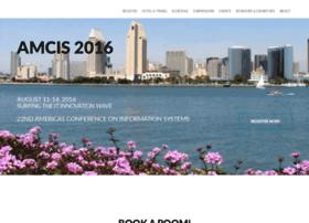amcis2016.aisnet.org