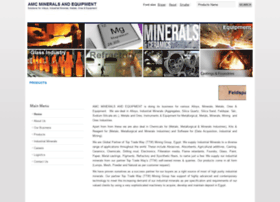amcminerals.in