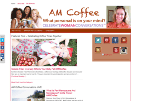 amcoffee.celebratewomantoday.com