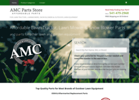 amcpartsstore.com