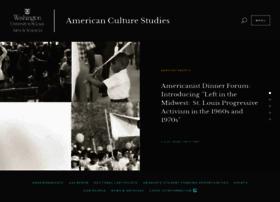 amcs.wustl.edu