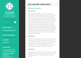 amcsquarecomplaints.wordpress.com