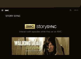 amcstorysync.com