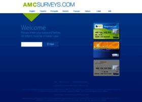 amcsurveys.com